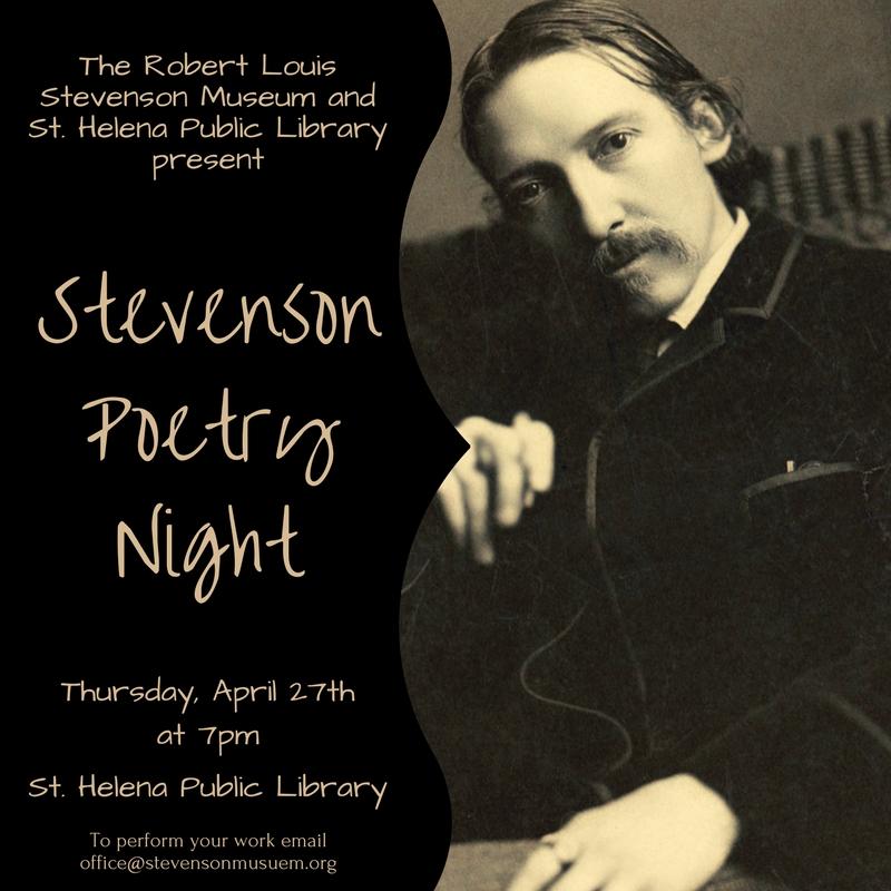 Facebook Post - Stevenson Poetry Night