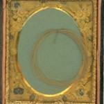 R. L. Stevenson's Hair, 1855