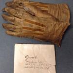 Henry James' gloves
